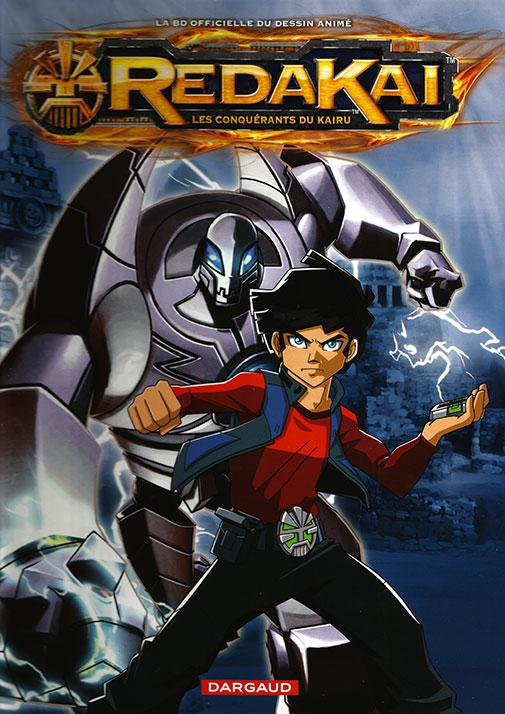 Redakai, volume 1