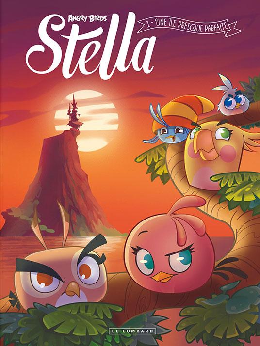 Une Île presque parfaite – Stella, volume 1