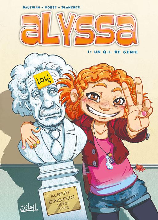 Un QI de génie – Alyssa, volume 1